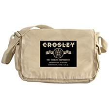 CROSLEY Automobiles, 1939-1942. Messenger Bag