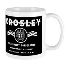CROSLEY Automobiles, 1939-1942. Mug