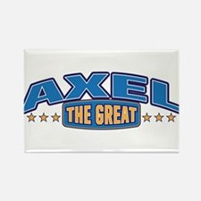 The Great Axel Rectangle Magnet