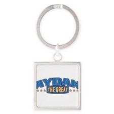 The Great Aydan Keychains