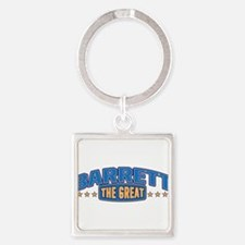 The Great Barrett Keychains