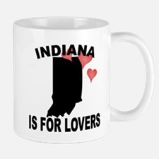 Indiana Is For Lovers Mug