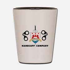 ONeal Handcuff Company Shot Glass