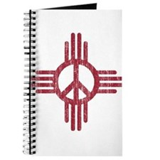 New Mexico Peace Sign Journal