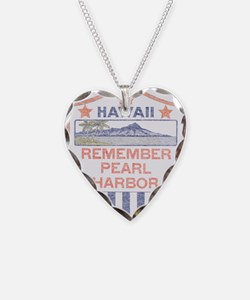 Remember Pearl Harbor Necklace