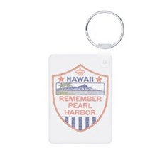Remember Pearl Harbor Keychains