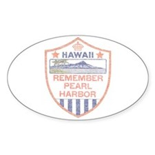 Remember Pearl Harbor Decal