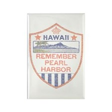 Remember Pearl Harbor Rectangle Magnet