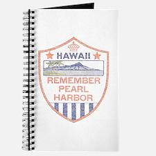 Remember Pearl Harbor Journal