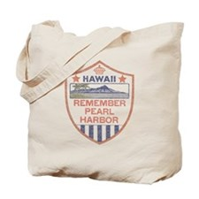 Remember Pearl Harbor Tote Bag