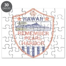 Remember Pearl Harbor Puzzle
