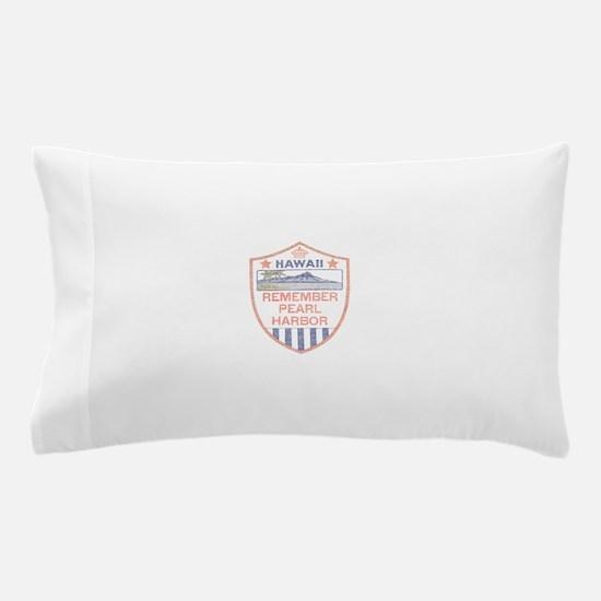 Remember Pearl Harbor Pillow Case