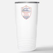 Remember Pearl Harbor Travel Mug