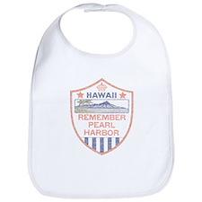 Remember Pearl Harbor Bib