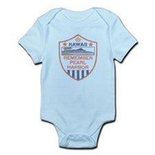 Remember Pearl Harbor Infant Bodysuit