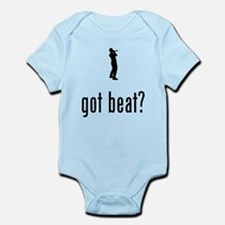 Beatboxing Infant Bodysuit