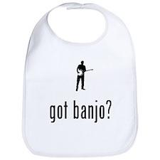 Banjo Player Bib