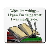 Writers Mouse Pads