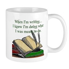 When I write Mug