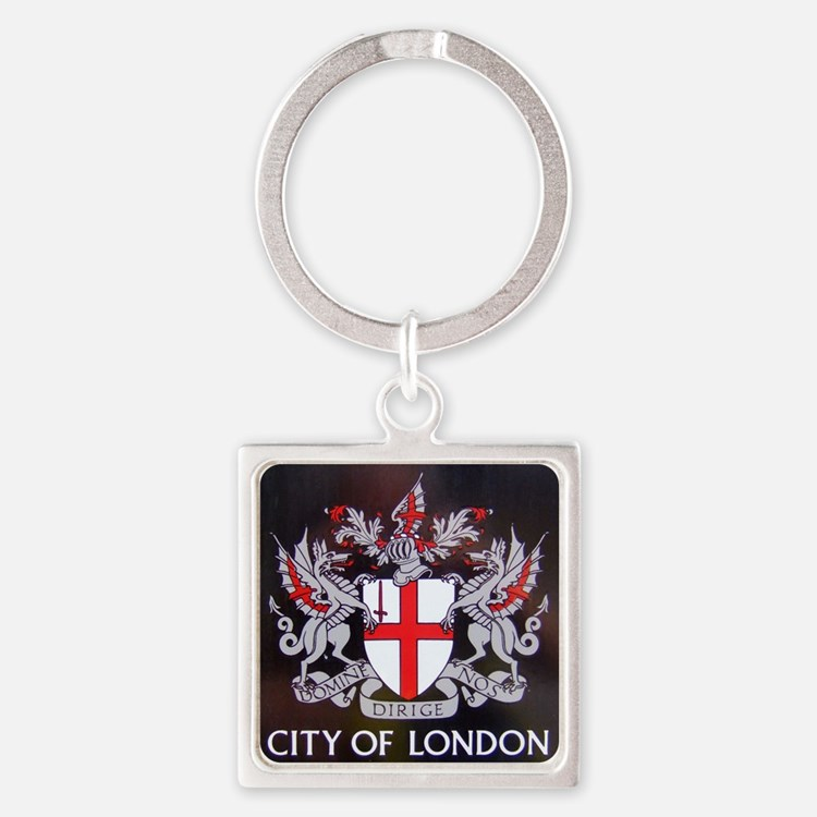 City of London Crest Keychains