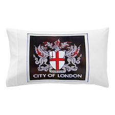 City of London Crest Pillow Case