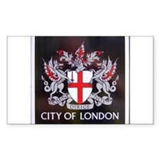 City of London Crest Decal