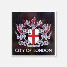 City of London Crest Sticker