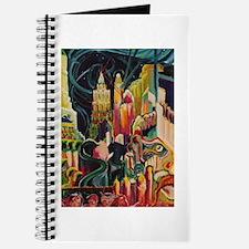 Halloween Party Journal