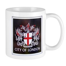 City of London Crest Small Mug
