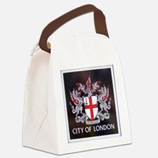 City of London Crest Canvas Lunch Bag