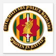 Army - SSI - 89th Military Police Brigade Square C