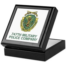 Keepsake Box For Medals, Ribbons, And Insign