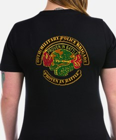 Army - SSI - 89th Military Police Brigade Shirt