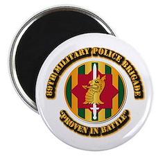 "Army - SSI - 89th Military Police Brigade 2.25"" Ma"
