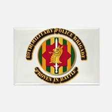 Army - SSI - 89th Military Police Brigade Rectangl