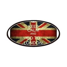 Keep Calm London Patches