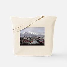 Reykjavik Blues Tote Bag
