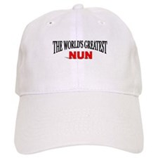 """The World's Greatest Nun"" Baseball Cap"