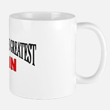 """The World's Greatest Nun"" Mug"