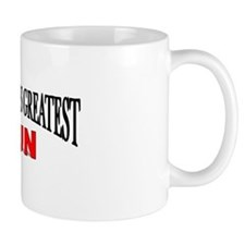 """The World's Greatest Nun"" Mug"
