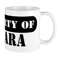 Property of Tamara Mug