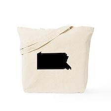 State of Pennsylvania Tote Bag
