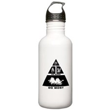 Whitewater Rafting Water Bottle