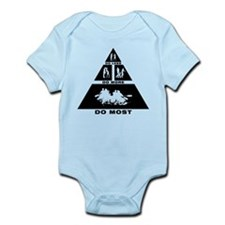 Whitewater Rafting Infant Bodysuit