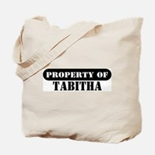 Property of Tabitha Tote Bag