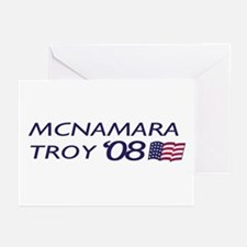 Mcnamara / Troy '08 Cards (6)