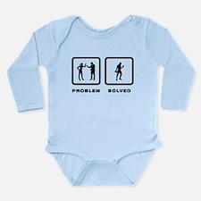 Workout Long Sleeve Infant Bodysuit