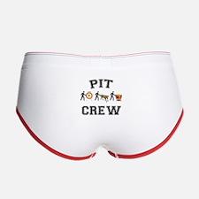 Pit Crew Women's Boy Brief