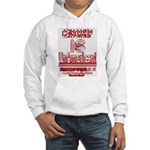 Censorship is UnAmerican! Hooded Sweatsh