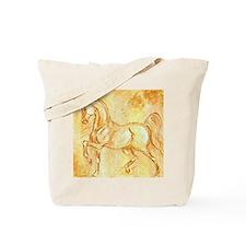 Ancient Horse Tote Bag